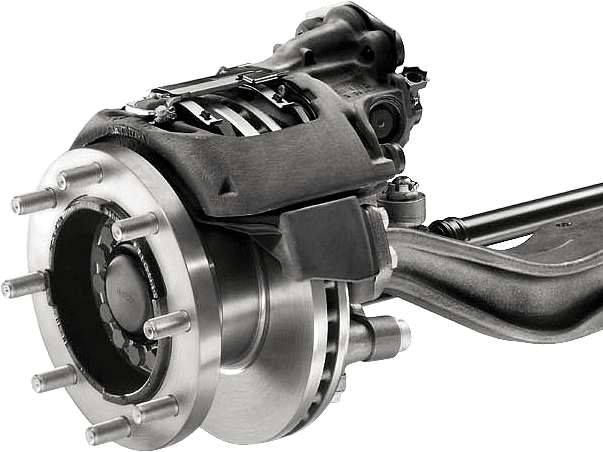 Reconditioned Iveco Axle Parts